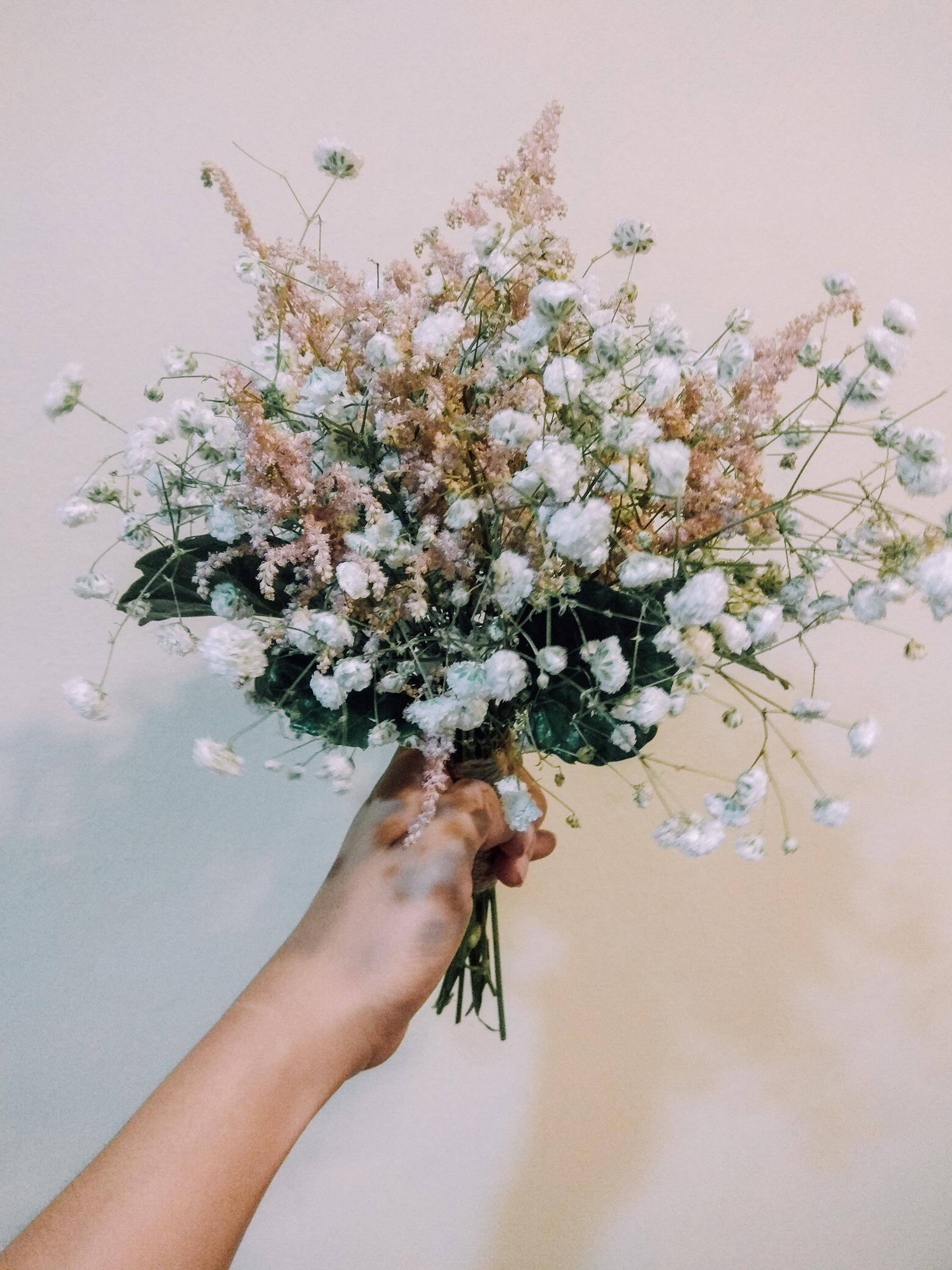 Hand made Bridal Hand Bouquet